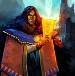 sorcerer of the Razenkaar