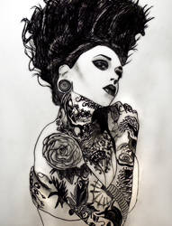 tattoo by Trivian-V