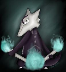 Grimm the Marowak