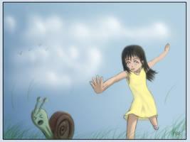 Run snail run