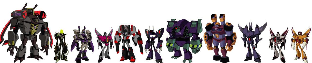 Megatrons Army V1