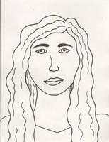 Self Portrait by JenRichardson