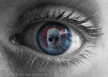 Eyeball by JenRichardson