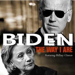 The Way I Are      Joe Biden and Hillary Clinton by JenRichardson