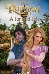 Rapunzel Movie Poster by JenRichardson