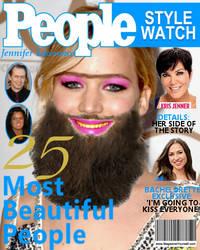 Downgraded Celebrities Jennifer Lawrence by JenRichardson