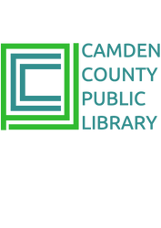 Camden County Public Library Logo by JenRichardson