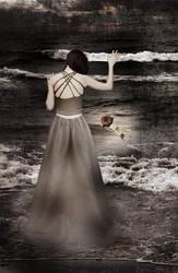 Black velvet shore by Ambyon
