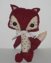 Starry Woodland Fox Plushie