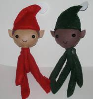 Shelf Elf Plushies