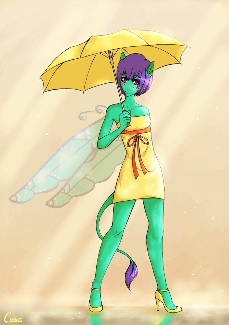 Umbrella by Chaos-Key