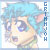 Grimmjow Icon by inuluver42