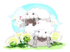 WooLoo and Dandelion