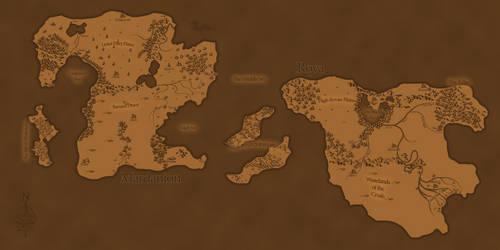 (WIP) Updated Map for Cray