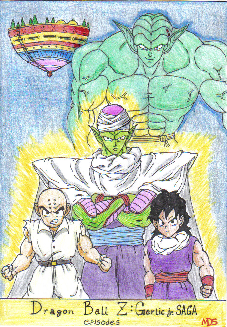 Dbz Garlic Jr Saga By Zmaj92 On Deviantart In that sense garlic is its own cult, but one that already has a strong base of fans in europe, slowly growing in america (this is 1980 of course, if these figures what les blank gets on film is compelling and fun because he presents people who are passionate, and his camera probes in extreme, artistic. dbz garlic jr saga by zmaj92 on deviantart