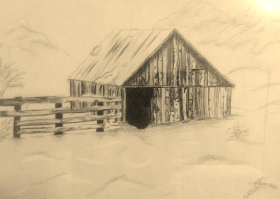 The Old Barn By FoxyLover96