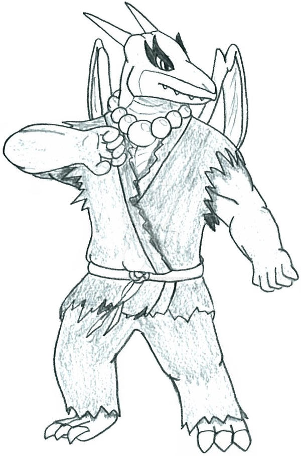 (WwD) Megaman X Magma Dragoon by elzataerinn