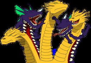 Serpent buddies