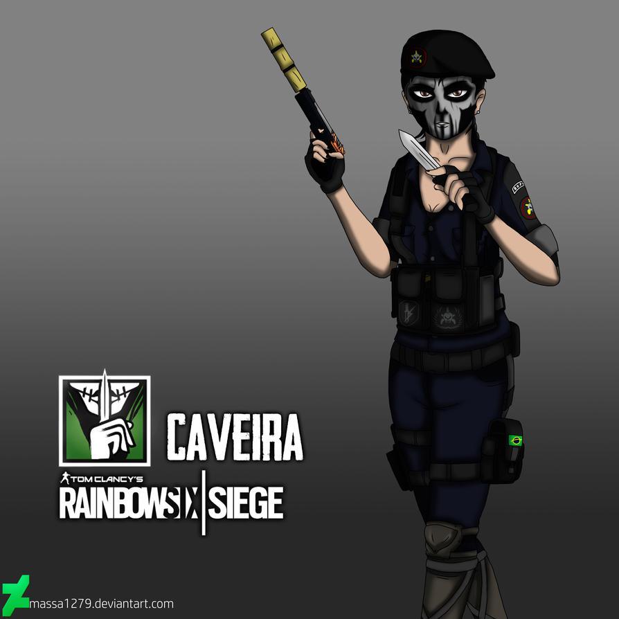 Caveira Wallpaper Rainbow Six Siege ✓ The Galleries of HD