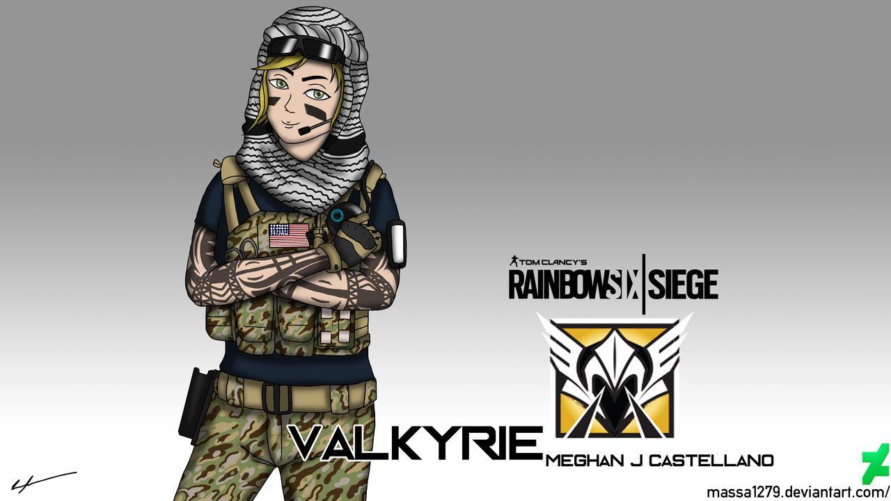 Rainbow Six Siege Valkyrie Wallpaper: CHICKS OF SIEGE 2.0 - VALKYRIE By