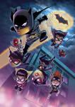 Bat Family print final version