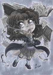 Grey Markers Hermione Granger