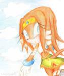 Tikal n Clouds