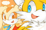 Sonic : Miles and Cream