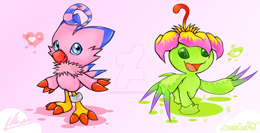 digimon palmon evolution - photo #19