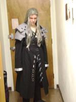 Sephiroth cosplay 4 by cyberelf2029