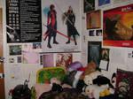 My dorm room by cyberelf2029