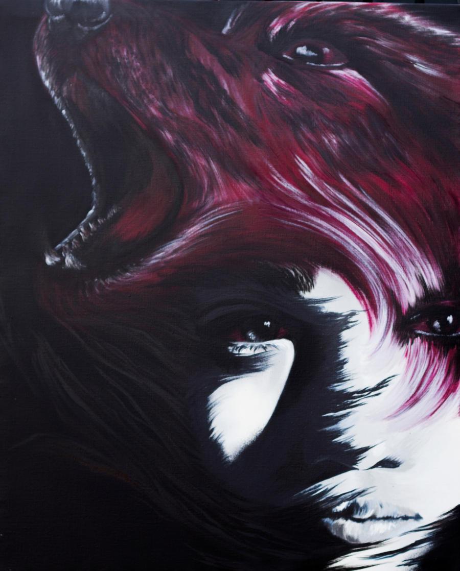 wolf by JBsix