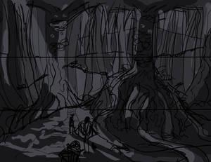 Dark Woods rough 1
