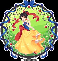 Snow White Pixel by RevPixy