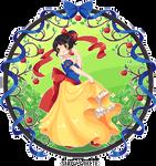 Snow White Pixel