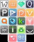 Logo Buttons 5