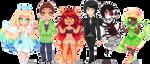 OC Group Pixel by RevPixy
