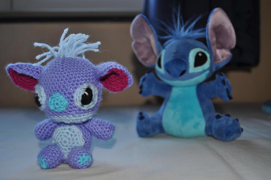 Stitching Amigurumi Together : stitch amigurumi by Michiresu on DeviantArt