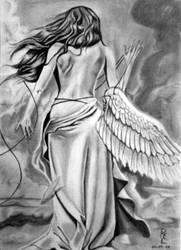 one-winged by rachel-0914