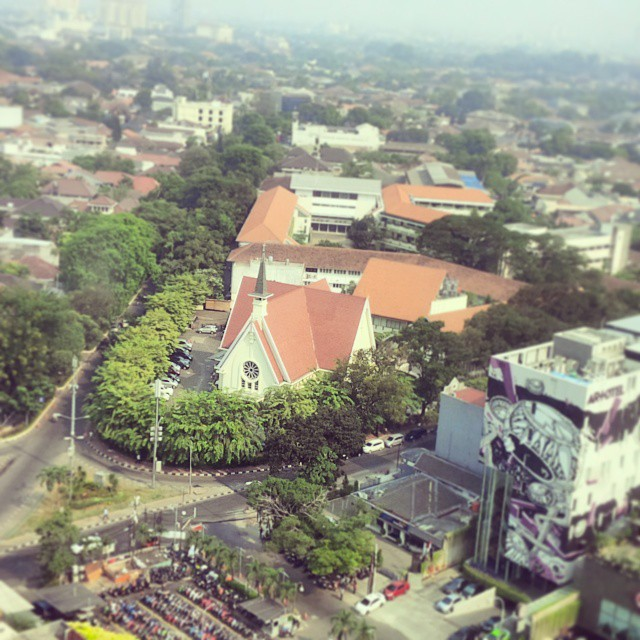 Santa Theresia Church, Jakarta by Pro-lensandmoments