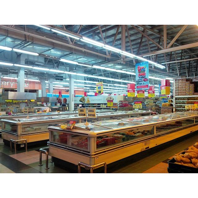 inside the Supermarket by Pro-lensandmoments
