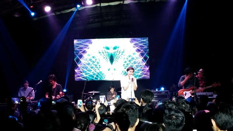 sheila on 7 live at foundry no.8 Level II SCBD by Pro-lensandmoments