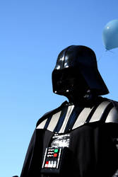 A Balloon For Vader by TheBishounen55