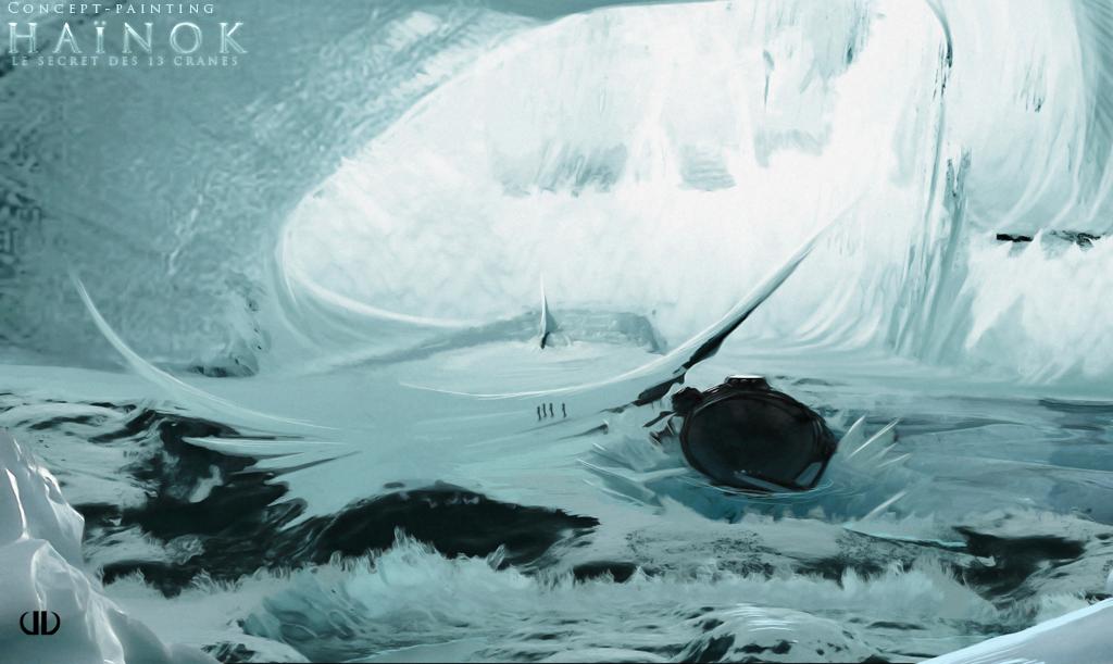 caverne des glace_concept by ourlak