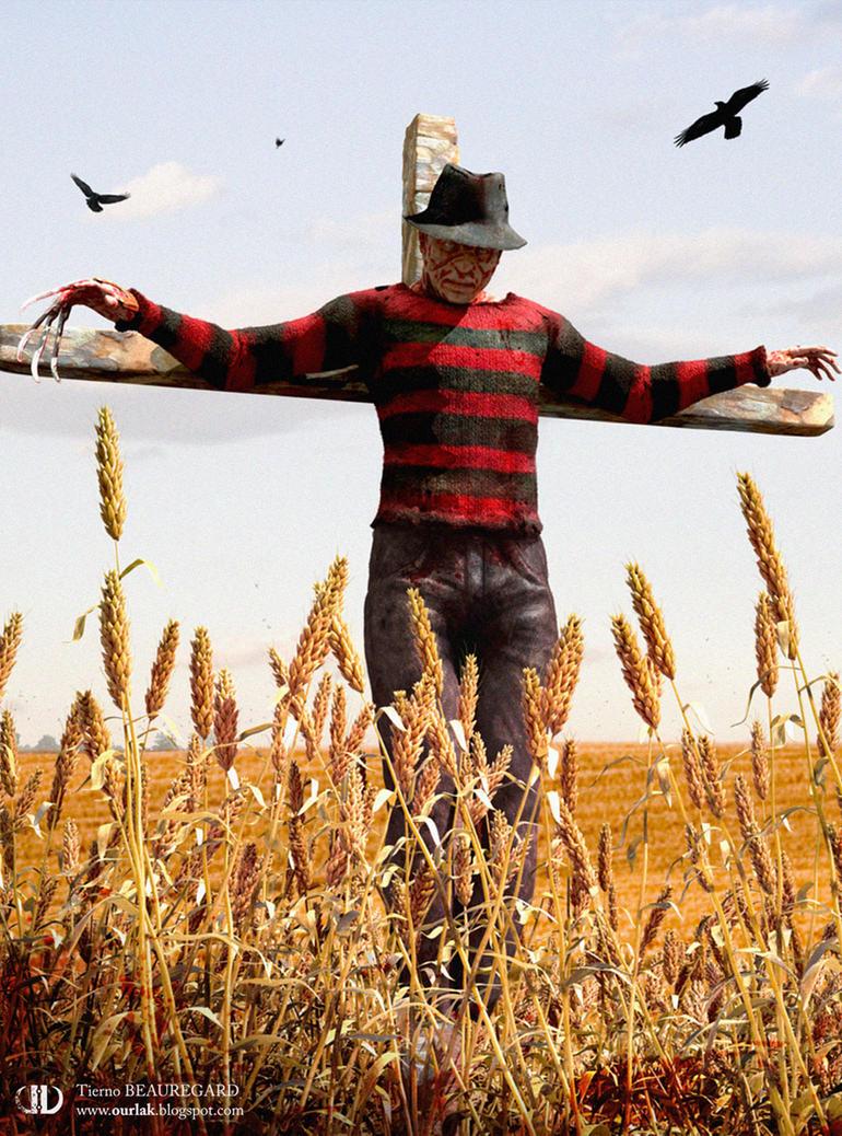 Freddy krueger by ourlakJeepers Creepers Vs Freddy Krueger