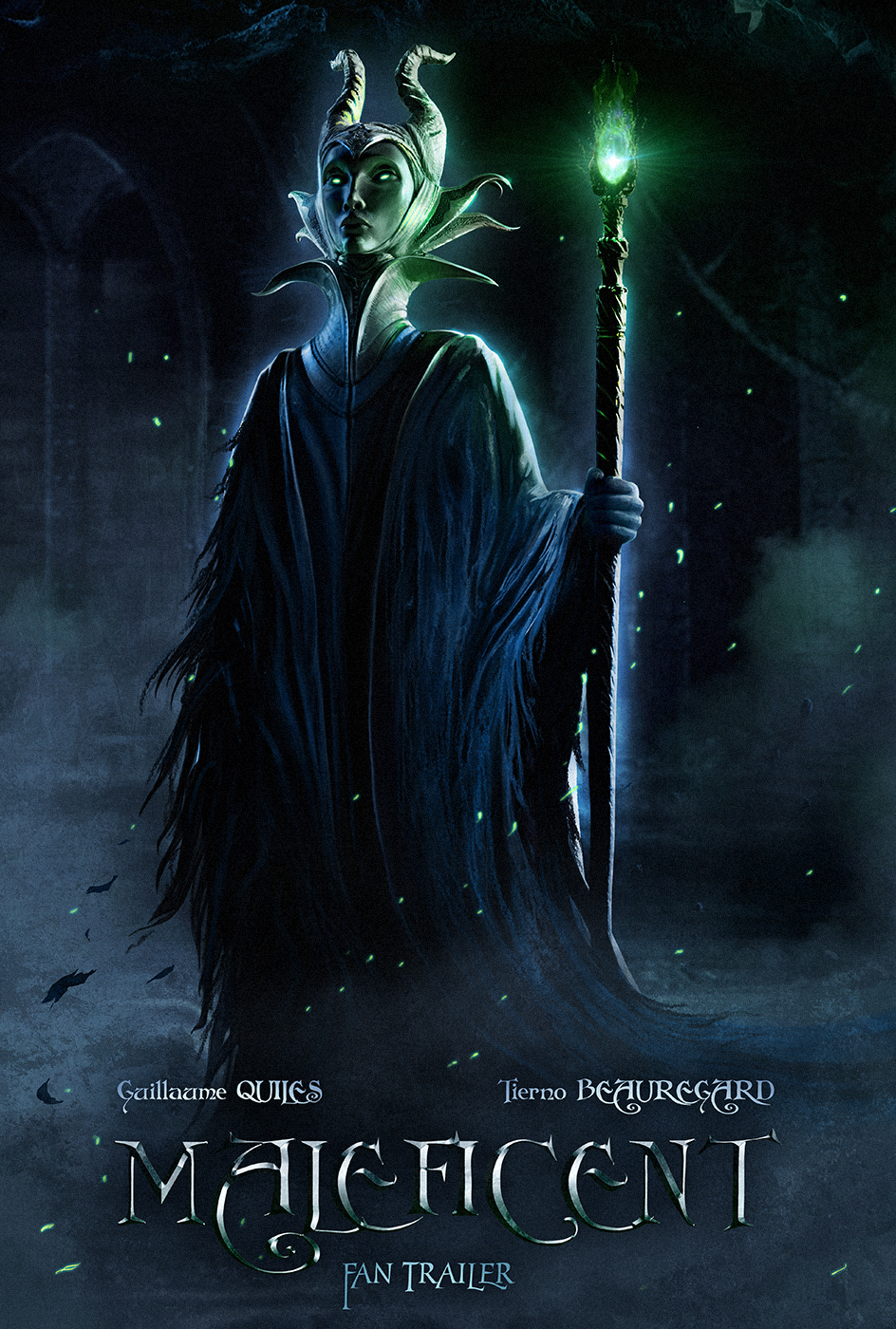 Maleficent 2018 trailer