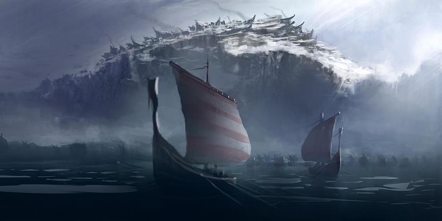 Viking Metropolis by ourlak