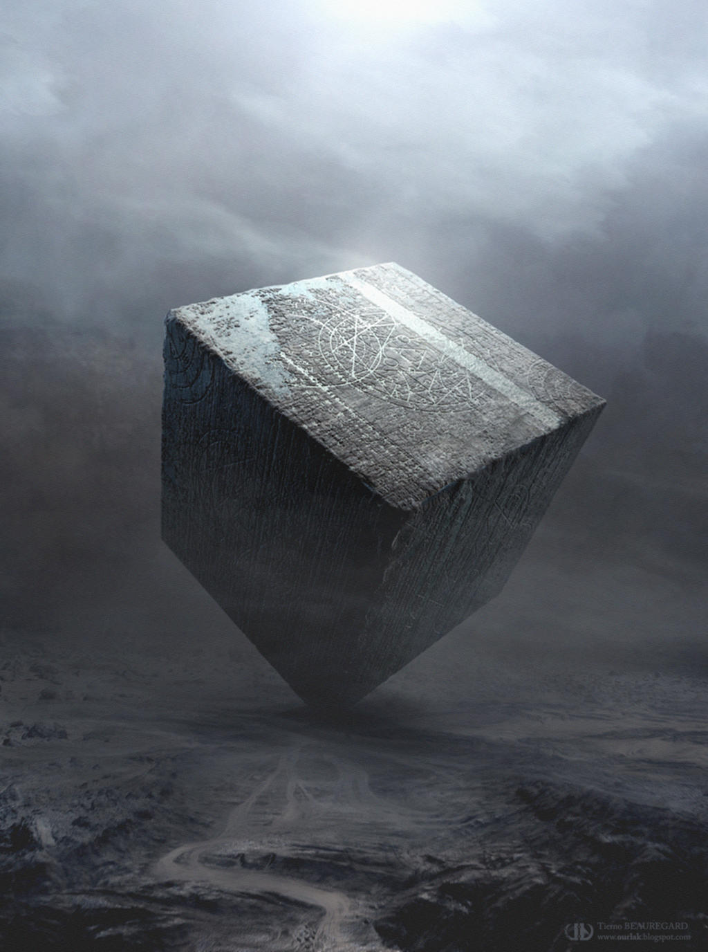 The Cube by ourlak
