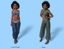 Toon Jasmine