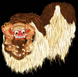 barong In vector by indaLone